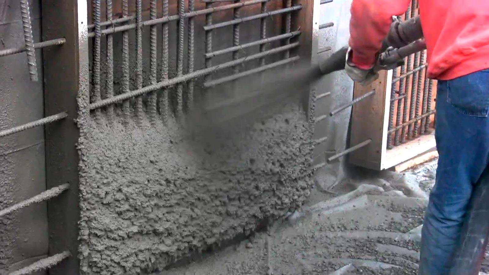 Торкетирование бетона